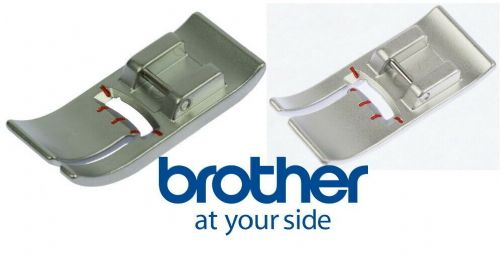Bi Level Foot Left & Right Brother Genuine F081 & F082 For Thick Materials L & R